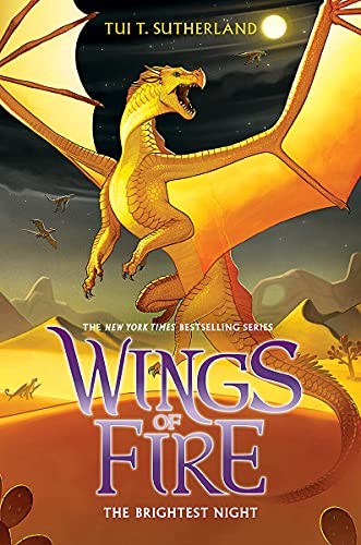 9780545349222: Wings of Fire Book Five: The Brightest Night