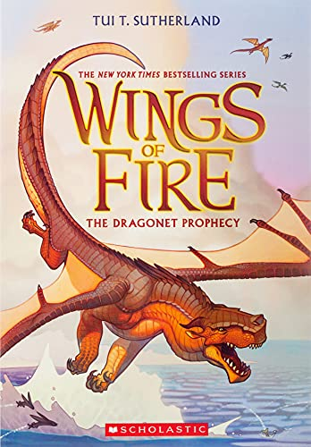 9780545349239: Wings of Fire Book One: The Dragonet Prophecy