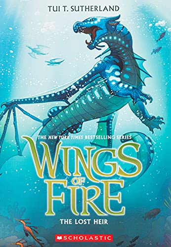 Wings of Fire Book Two: The Lost: Sutherland, Tui T.