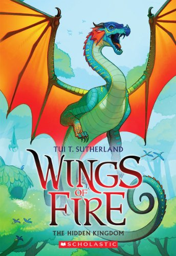 9780545349253: Wings of Fire Book Three: The Hidden Kingdom