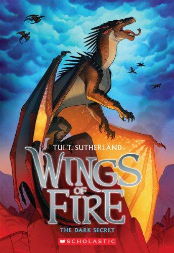 9780545349260: Wings of Fire Book Four: The Dark Secret
