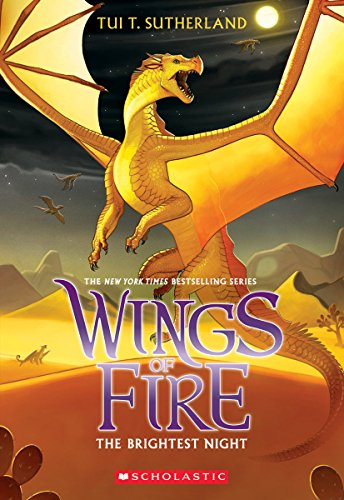 9780545349277: Wings of Fire Book Five: The Brightest Night