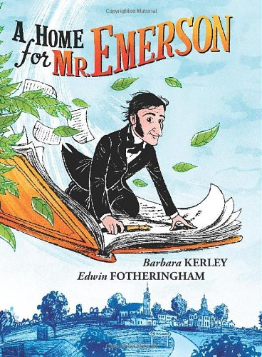 9780545350884: A Home for Mr. Emerson