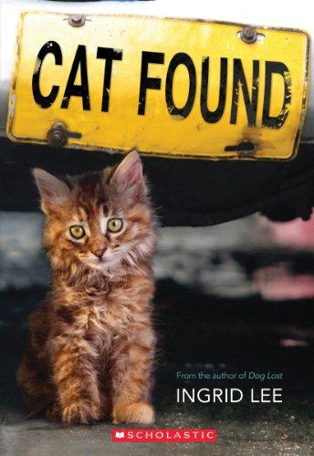 9780545351089: Cat Found