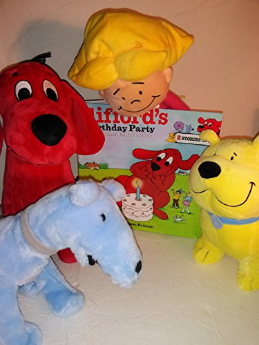 9780545351263: Clifford's Birthday Party and Another Clifford Story
