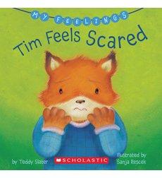 Tim Feels Scared: teddy Slater