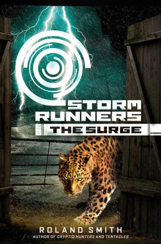 9780545353953: Storm Runners Book 2: The Surge - Audio
