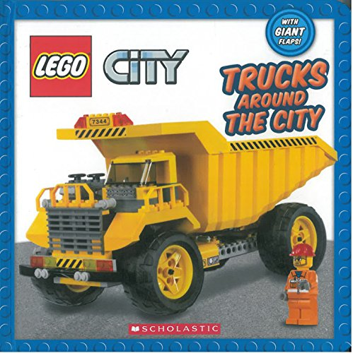 9780545356299: Lego City: Trucks Around the City