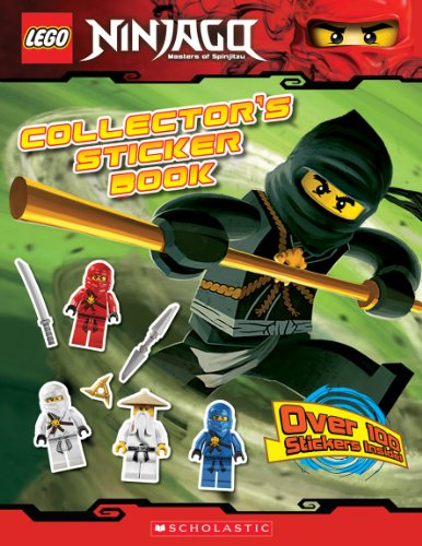 9780545356305: Lego Ninjago: Collector's Sticker Book