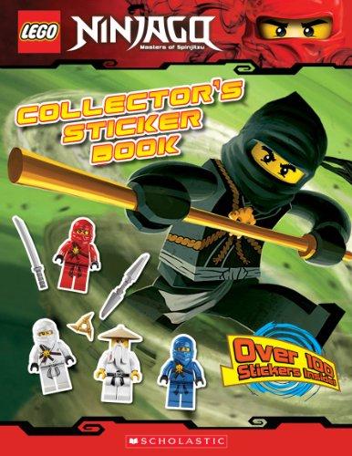 9780545356305: Collector's Sticker Book (LEGO Ninjago)
