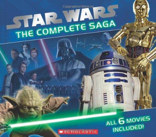 9780545356312: The Complete Saga (Star Wars(Classic))
