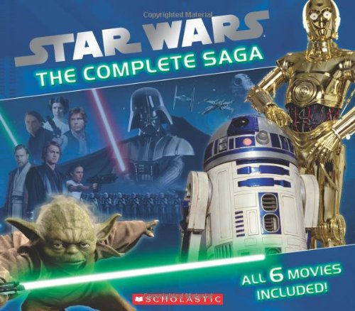 9780545356312: Star Wars: The Complete Saga