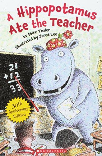 9780545357074: A Hippopotamus Ate the Teacher