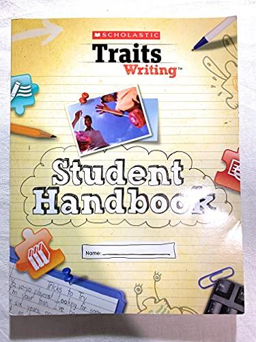 9780545358132: Traits Writing Student Handbook Grade 6
