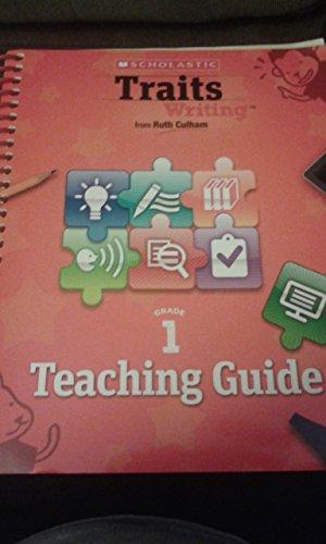 9780545358187: Traits Writing Grade 1 Teaching Guide