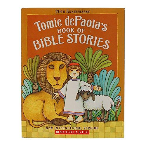 9780545359863: Tomie dePaola's Book of Bible Stories: New International Version