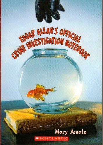 9780545359894: Edgar Allan's Official Crime Investigation Handbook
