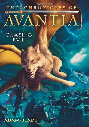 9780545361583: The Chronicles of Avantia #2: Chasing Evil
