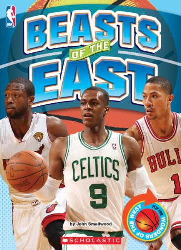 9780545367592: NBA: Beasts of the East/Wonders of the West