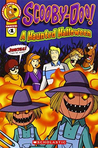 9780545368643: Scooby-Doo Comic Storybook #1: A Haunted Halloween