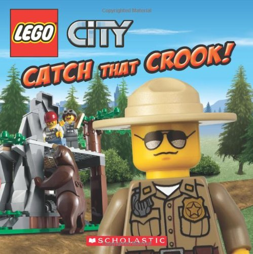 9780545369916: LEGO City: Catch That Crook!