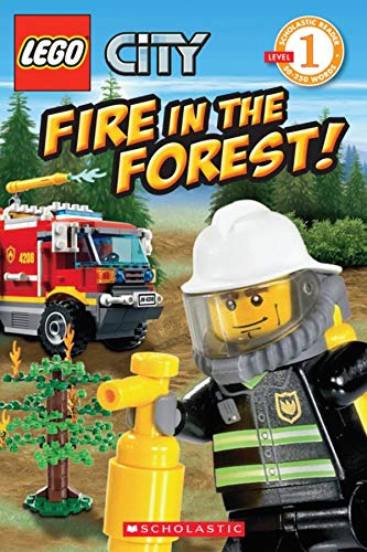 LEGO City: Fire in the Forest! 9780545369923 Reading is always fun in LEGO City! When a forest fire breaks out in LEGO City it's up to the LEGO City fireman to put out the flames!