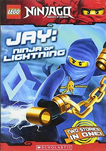 9780545369947: Lego Ninjago Chapter Book: Jay, Ninja of Lightning (Lego Ninjago Chapter Books)