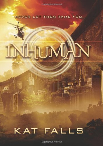 9780545370998: Inhuman