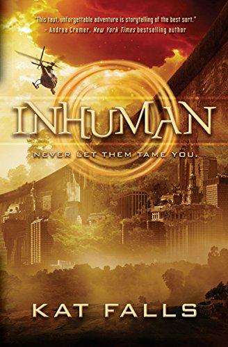 9780545371018: Inhuman