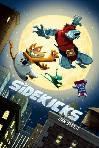 9780545372978: Sidekicks