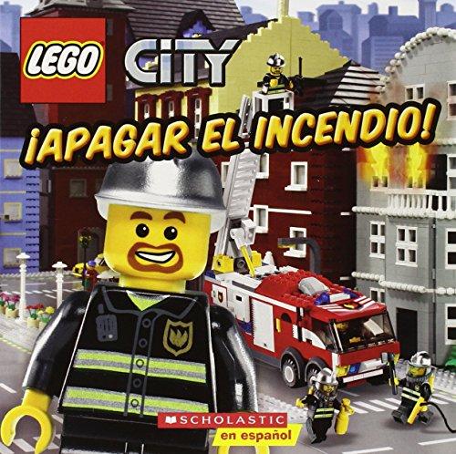 9780545375634: Apagar el Incendio! = Fight This Fire! (Lego City (Spansih))