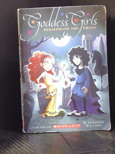 9780545376969: Persephone the Phony (Goddess Girls #2 )