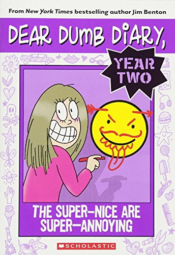 9780545377638: Dear Dumb Diary Year Two #2: The Super-Nice Are Super-Annoying