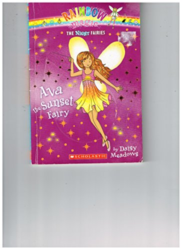 9780545380409: Ava the Sunset Fairy