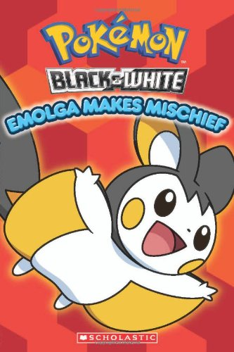 Emolga Makes Mischief (Pok?mon Black & White)