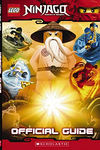 9780545382854: Title: NINJAGO Masters of Spinjitzu Official Guide Lego