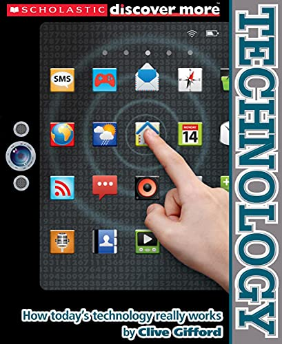 9780545383738: Technology (Scholastic Discover More)