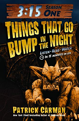 9780545384759: 3:15 Season One: Things That Go Bump in the Night