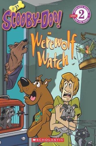 9780545384773: Werewolf Watch (Scholastic Readers: Scooby-Doo)