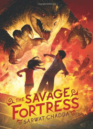9780545385169: The Savage Fortress