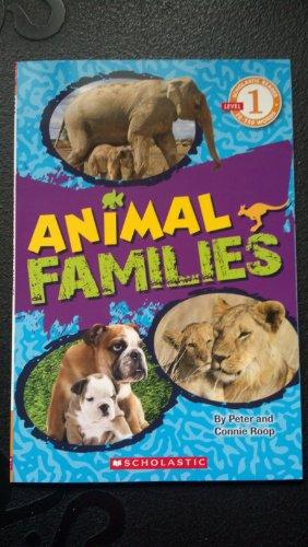 9780545385565: Animal Families