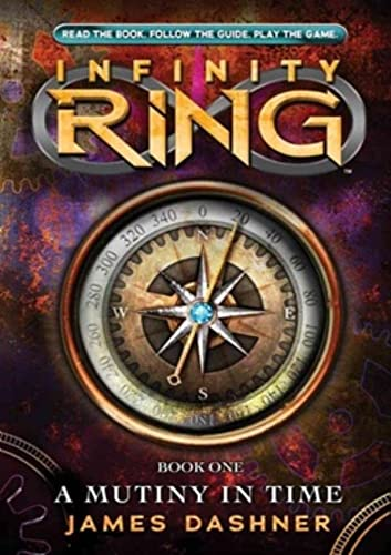 9780545386968: Infinity Ring Book 1: A Mutiny in Time