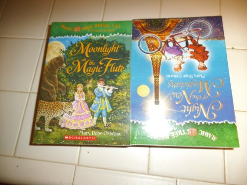 9780545389624: Set 12 Magic Tree House - A Merlin Mission Series