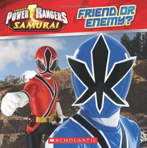 9780545390057: Power Rangers Samurai: Friend or Enemy?
