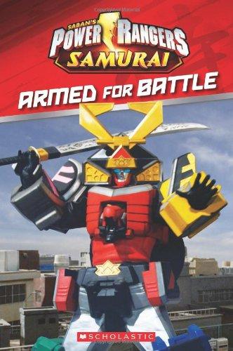 9780545390101: Power Rangers Samurai: Armed for Battle