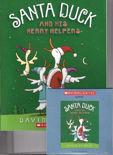 9780545392082: Santa Duck And His Merry Helpers Book and CD