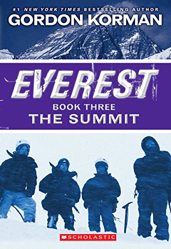Everest Book Three: The Summit (9780545392341) by Gordon Korman