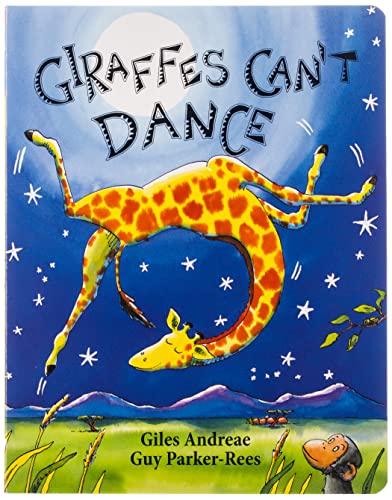 9780545392556: Giraffes Can't Dance