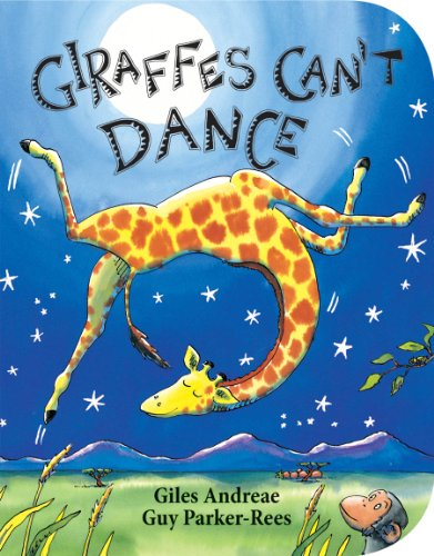 9780545392556: Giraffes Can't Dance
