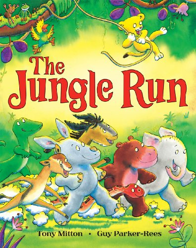 9780545392563: The Jungle Run